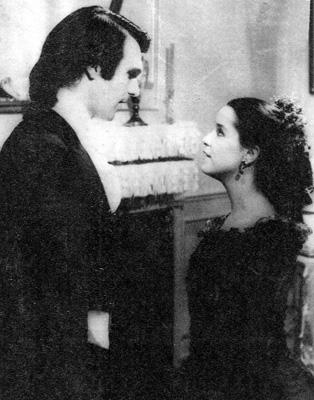 Fernando Eiras e Lucélia Santos