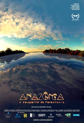 Cartaz - Amazônia O  Despertar da Florestania