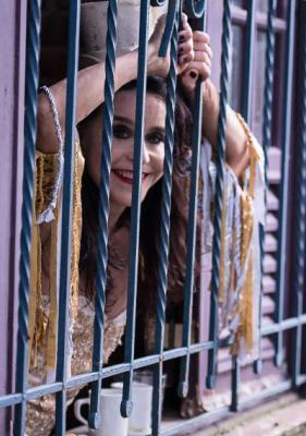 Lucélia Santos em Cabaré Transpoético