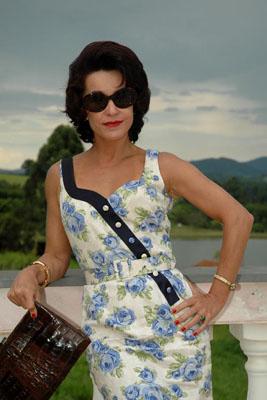 Lucélia Santos como Fausta