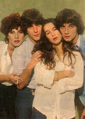 Denise Bandeira, Jorge Fernando, Lucélia Santos e Fábio Júnior