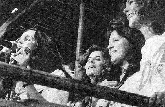 Lucélia Santos, Maitê Proença, Leiloca e Maria Cláudia
