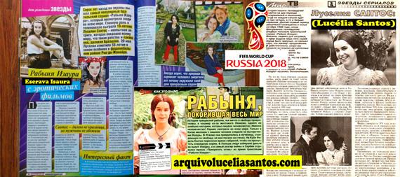 Imprensa da Rússia