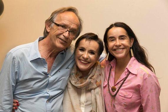 Os Irmãos Wagner, Cristina e Lucelia