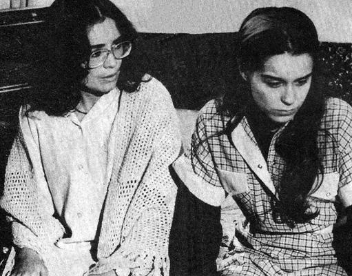 Regina Duarte e Lucélia Santos