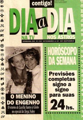 Fernanda Rodrigues e Lucélia Santos