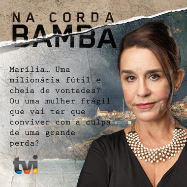 Lucélia Santos é Marília Montenegro