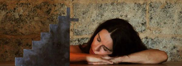 Lucélia Santos como Santa Teresa D' Ávila